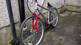 Unused bike for sale