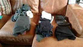 Bundle of girls school clothes 5 6 7