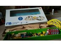 Mothercare train set