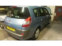 Renault grand scenic 7 seater low mileage