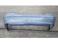 Mercedes w 211 rear bumper and sport dedicated exhaust