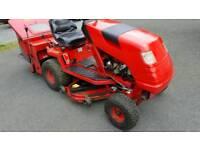 Countax k14 ride on lawnmower