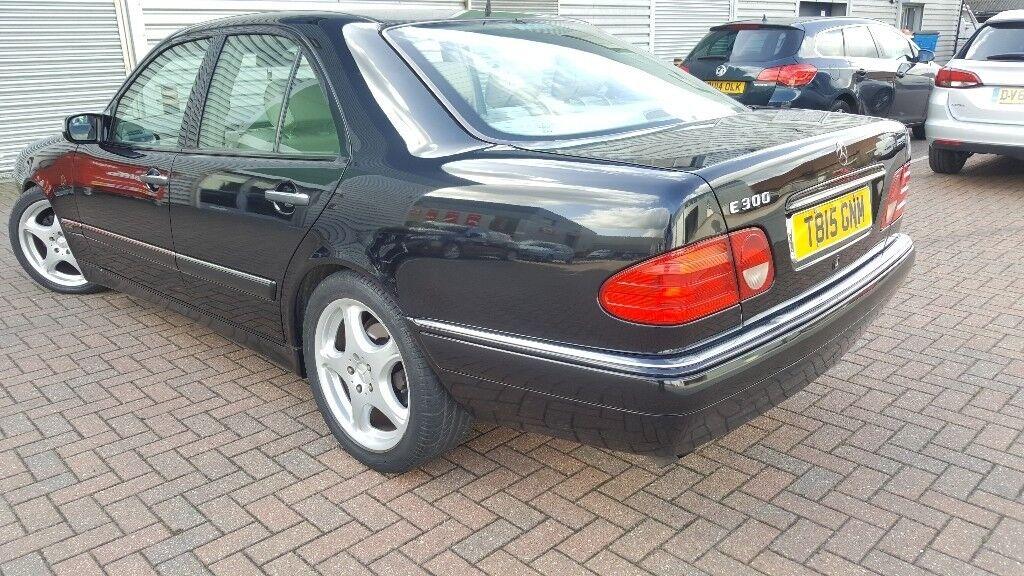 Mercedes e300 diesel auto for sale