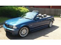 BMW 330ci automatic, convertible, low mileage!!