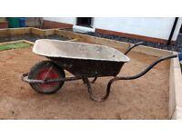 Wheel barrow 90l
