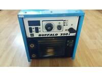 Welder SAF-PRO AirLiquide buffalo 350i Inverter Power source 350amp 3 phase