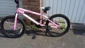 """Girls BMX 16"""" Wheels"""