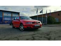2004 Seat Leon 1.8 20V SE 5 Door Hatchback FULL MOT Toldeo Golf Passat Bora Jetta Polo A3 VW Turbo