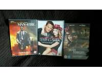 Dvds £11 the lot