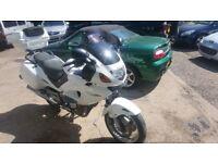 03 Honda NTV650 Deauville