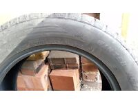 Winter Tyres set of 4