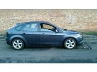 Breaking All Parts Available Ford Focus 1.8 TDCi 2008 Facelift Model Starts and Drives