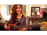 Bass Guitar Teacher (Music lessons for students of any age)