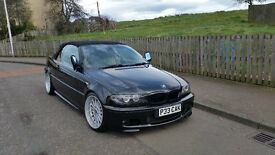 Bmw 330cd Convertible M sport Diesel 6 speed manual (not 320d, 330d) may swap for x3 diesel