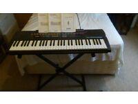 Electronic keyboard (Casio)