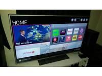60 inch LG SMART LCD HD TV