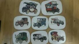 National motor museum beaulieu place mats collectables