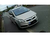 Vauxhal zafira club 7 seater PRICE LOWERED!!!