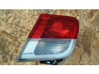 BMW e46 rear inner boot lights