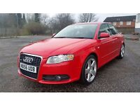 Audi A4 2.0 TDI S Line Special Edition 4dr - Immaculate Condition