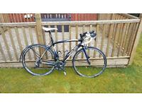 2014 Dolan L'Etape Ultegra 6870 Di2 52cm Large Full Carbon Road Bike COST £2150