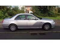 Rover 75 Connoisseur 2.0 Diesel