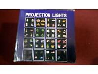 Projection light