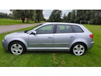 05 Plate Audi A3 2.0 TDi Sport 5 Door Hatch..