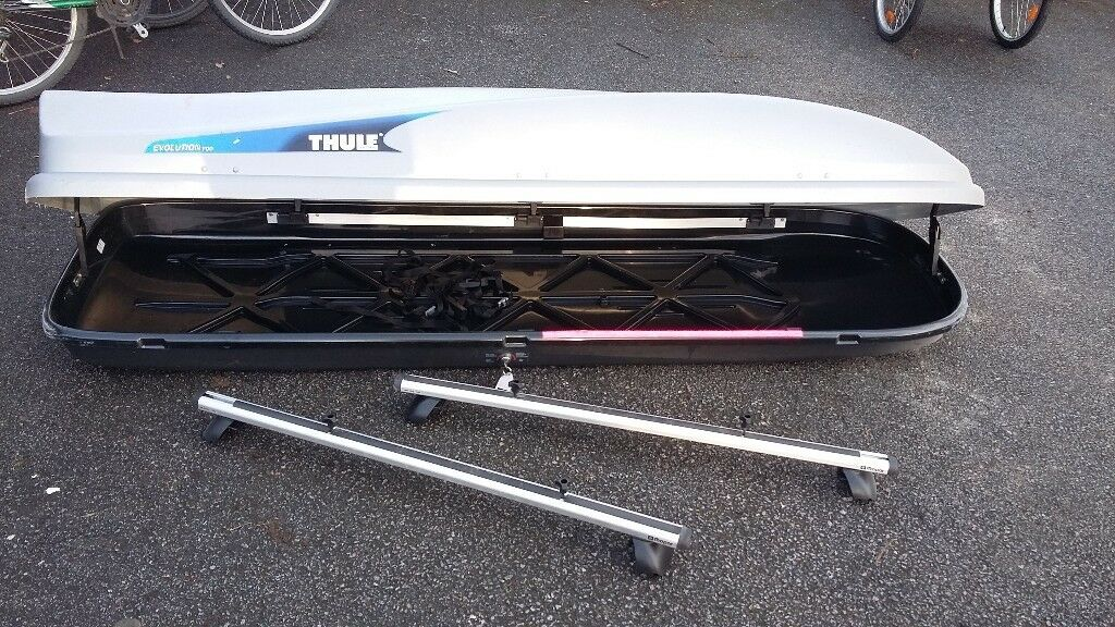 Thule Evolution 700 Roof Box In Inverurie Aberdeenshire