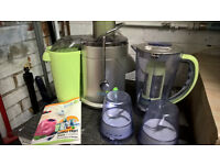 NEW JUICER AND BLENDER ROSEMARY CONLEYS