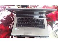 Toahiba laptop model no: PSLB9E - 02V003EN