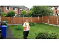 Fencing contractors & decking specialist