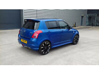 SUZUKI Swift 1.3 DIESAL~ 1 lady owner~ 5door~ racing blue~ fox wheels~
