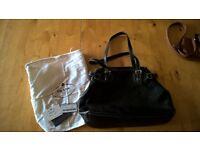 genuine PRADA Leather Handbag