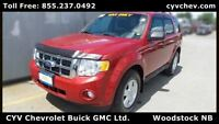 2011 Ford Escape XLT - 4WD - Automatic