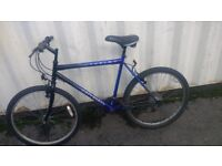 UNIVERSAL FUSION MOUNTAIN BICYCLE 18 SPEED 26 INCH WHEEL AVAILABLE FOR SALE