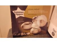 Tommee tippee breast pump never used