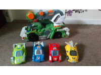 Vtech switch and go dinos