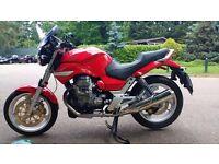 Moto Guzzi Breva 750 in Red