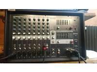 Yamaha 212emx mixing desk