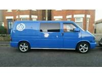 Vw t4 lwb camper van not t5