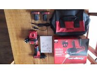 Snap on impact wrench 14.4v