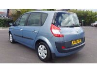 RENAULT SCENIC 1.6 AUTOMATIC IN TOP CONDITION. LONG MOT. 1 OWNER. FULL SERVICE HISTORY. SUNROOF