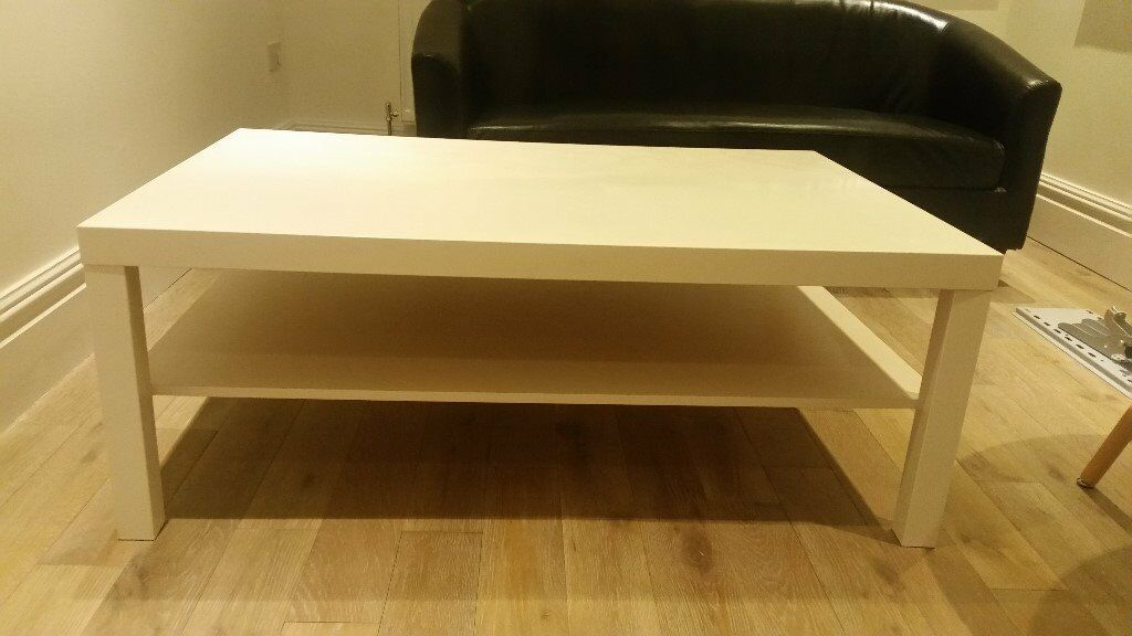 Dwell Living room table in white - price reduced