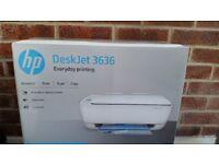 Hp wireless printer 3 in 1