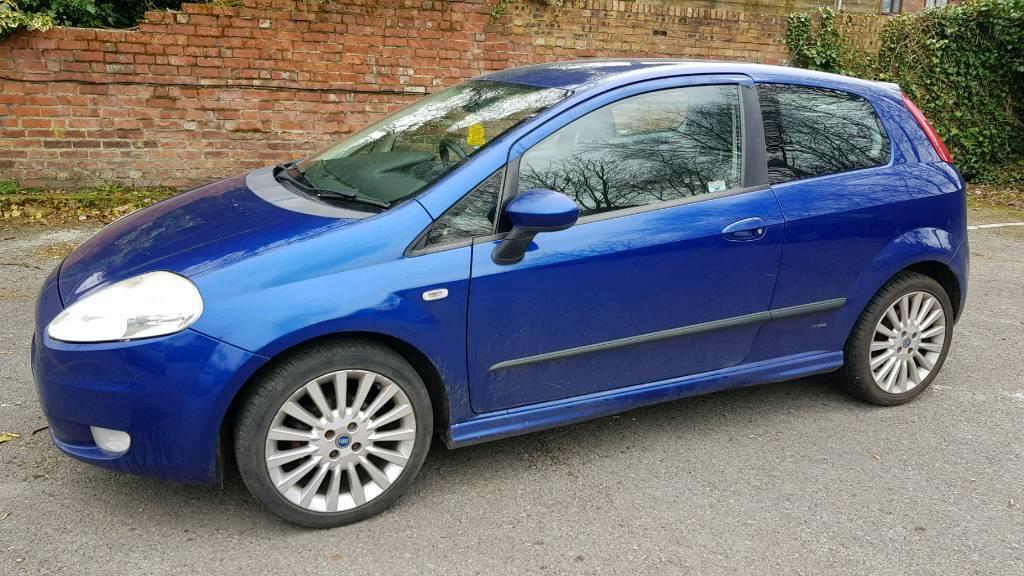 Fiat Punto Sport - 2007