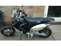 Mini moto DR50