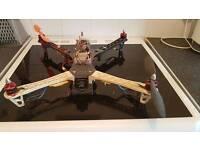 Quad copter self build