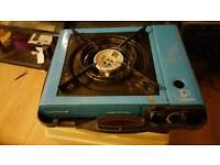 Camping Gas hob single.
