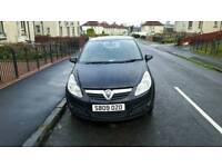 2009 Vauxhall Corsa Diesel (£30 tax) offers welcome